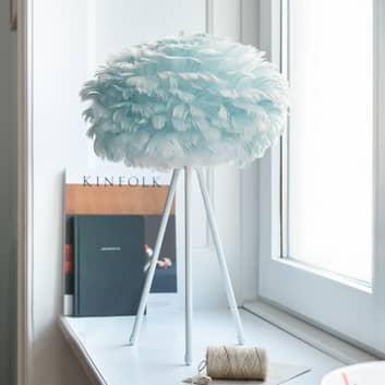 UMAGE Eos mini Tischleuchte hellblau Tripod weiß