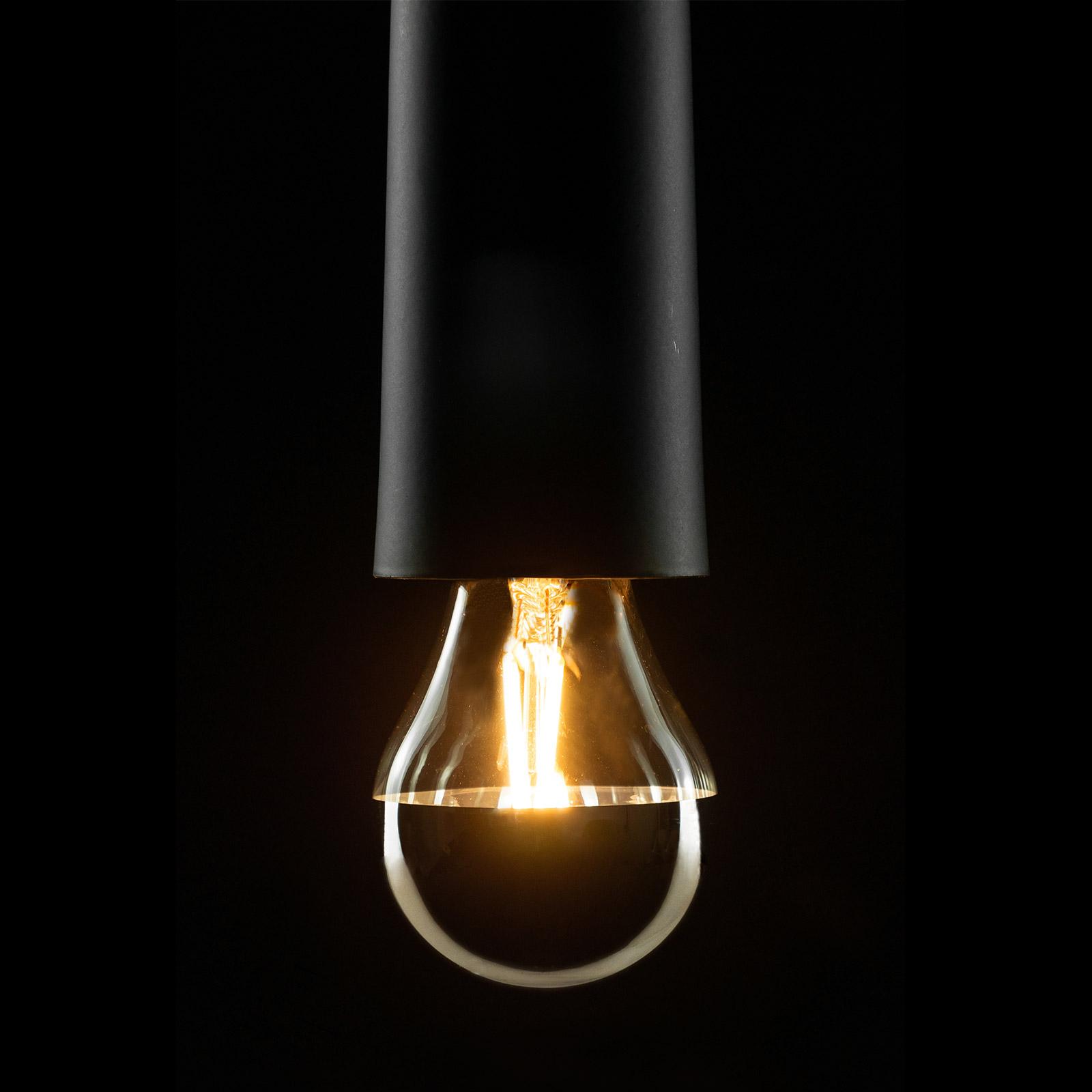 Lampadina LED testa specchiata E14 2,7W