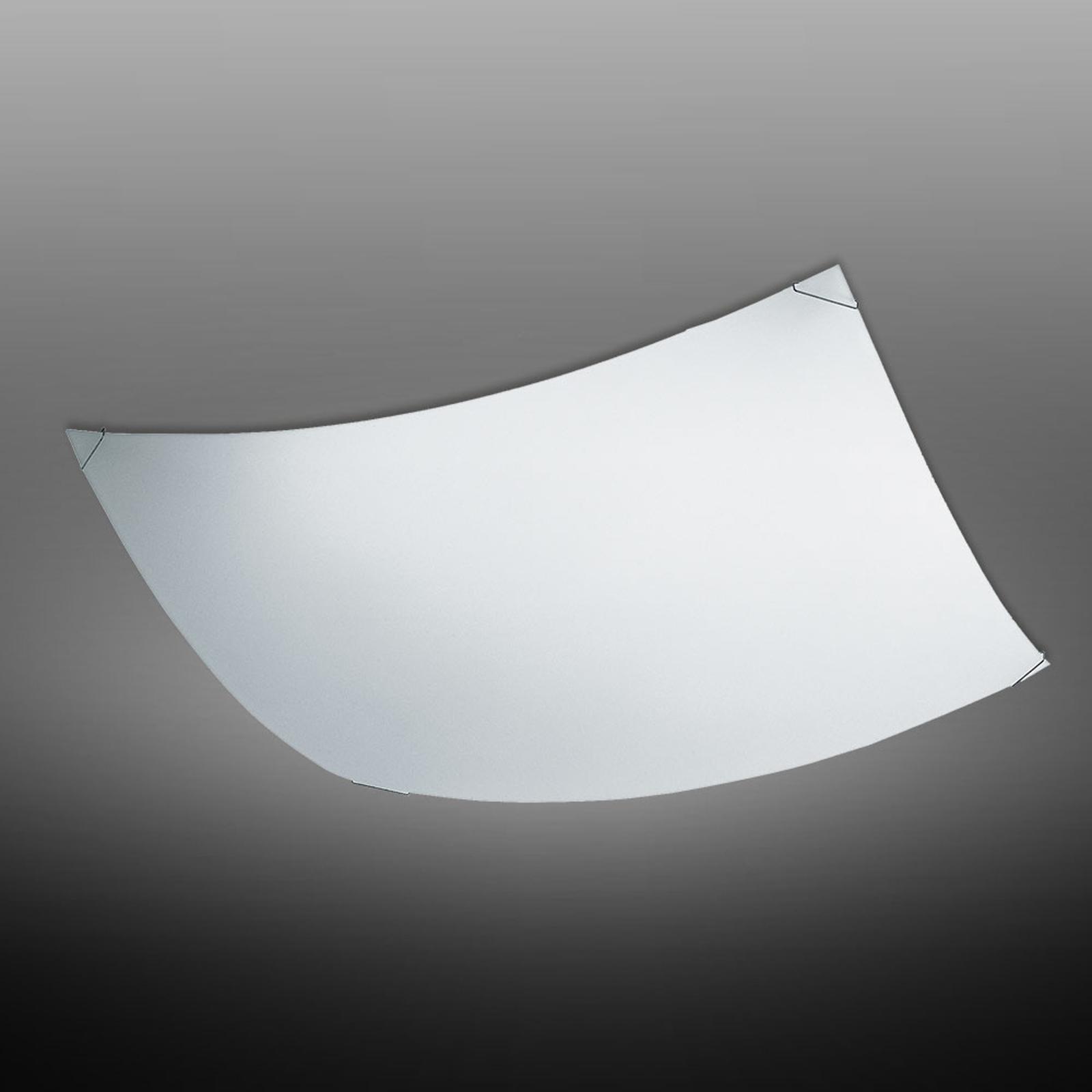 Lampa sufitowa QUADRA ICE, 55 cm