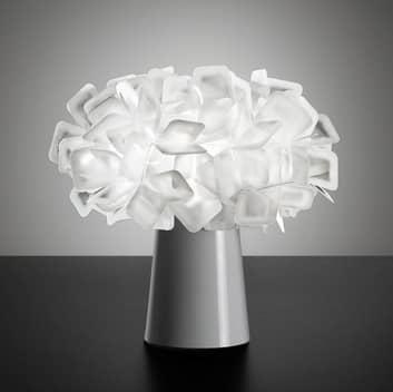 Bellissima lampada da tavolo Clizia, opale
