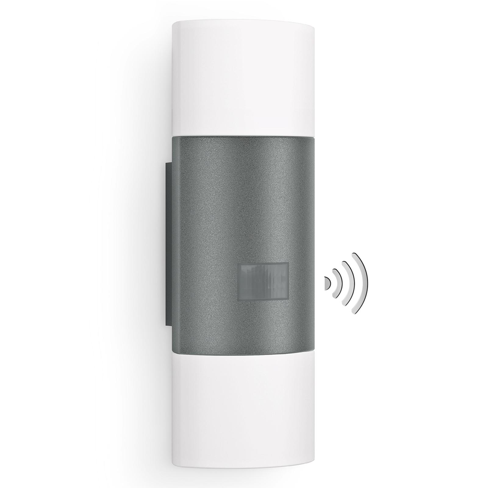 STEINEL L910 LED-Sensor-Außenwandleuchte anthrazit