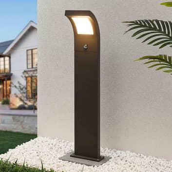 Arcchio Advik LED tuinpadverlichting, 100cm sensor
