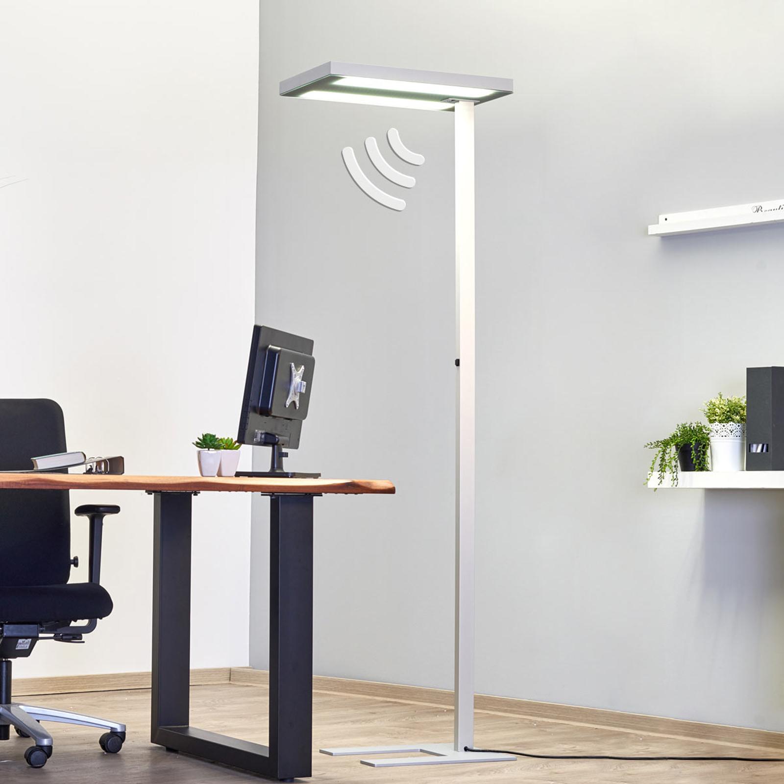 Vloerlamp Free-F LED10000 HFDd 840 SD grijs