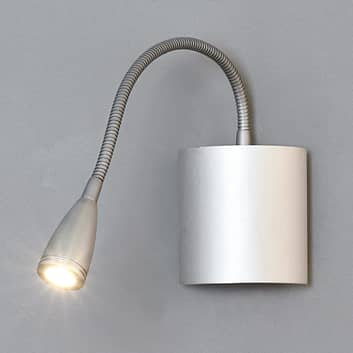 Luz de lectura flexible para pared Anneli con LED
