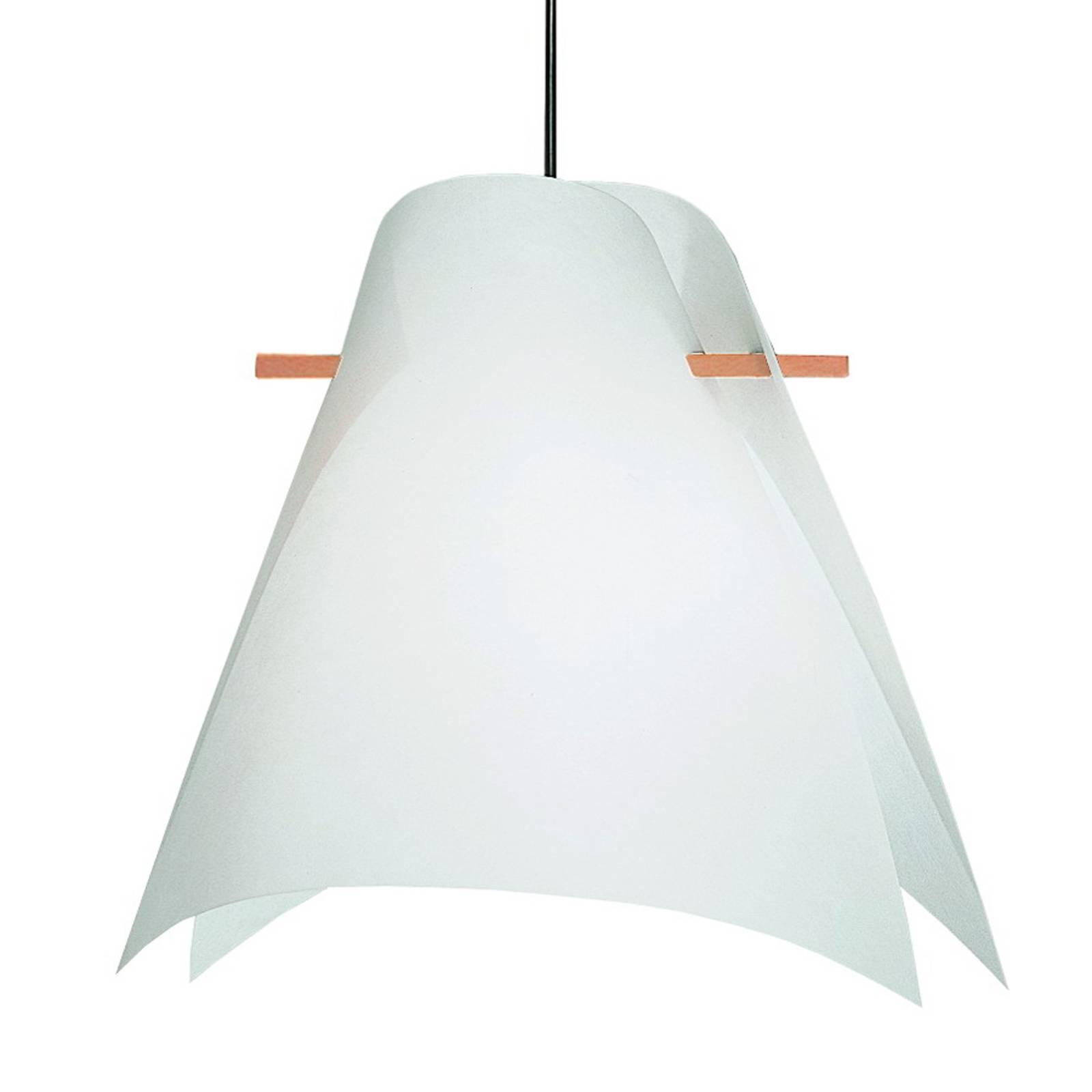 Lampa wisząca PLAN B ze zmywalnymi kloszami