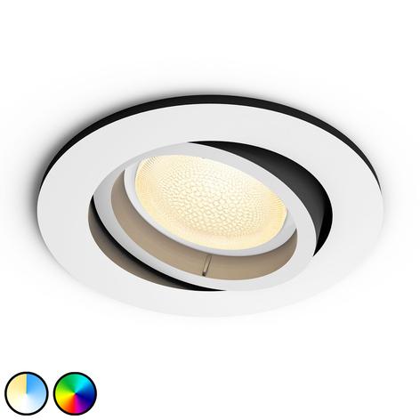 Philips Hue Centura LED-indbygningsspot, rundt