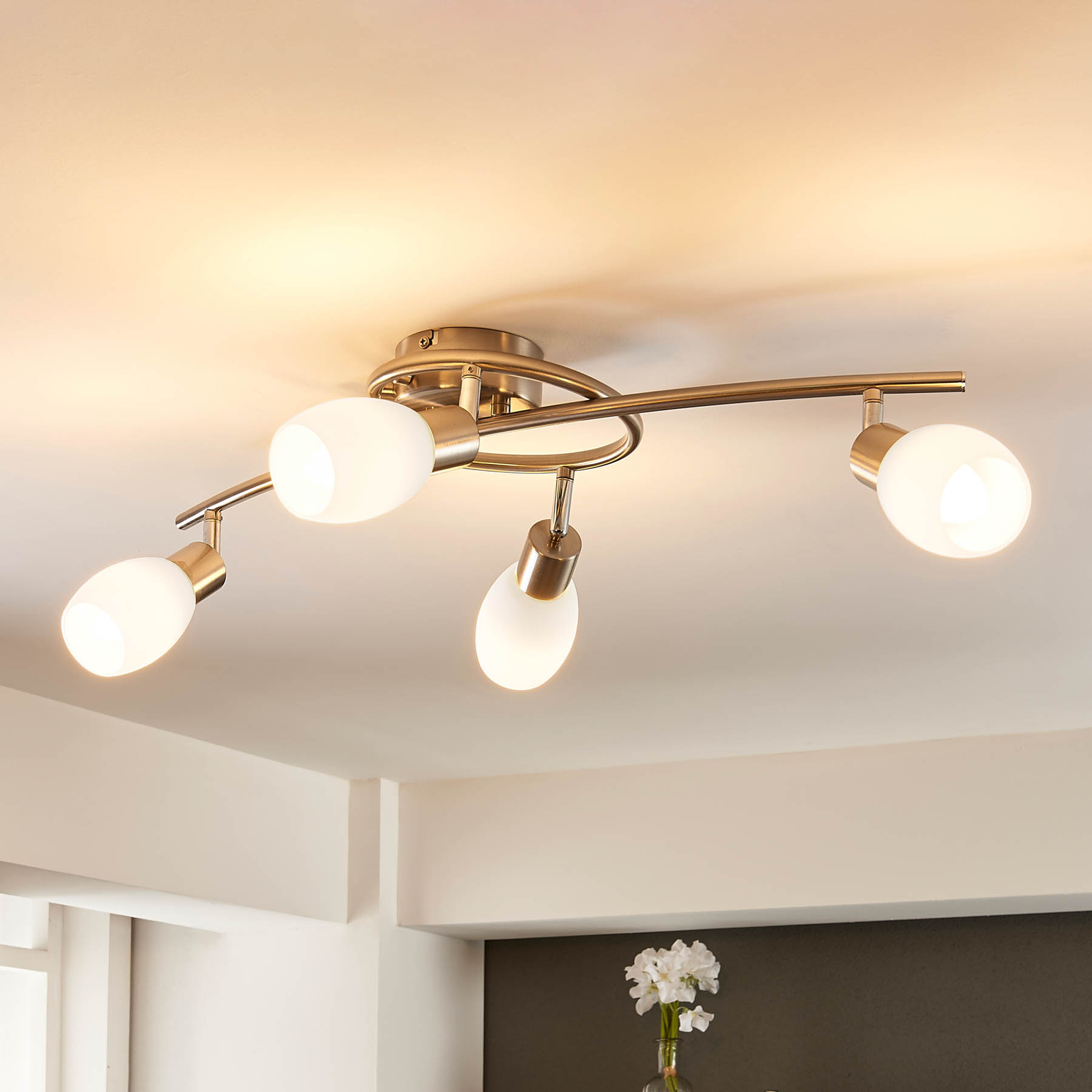 LED ceiling lamp Arda dimmable via a switch_9621268_1