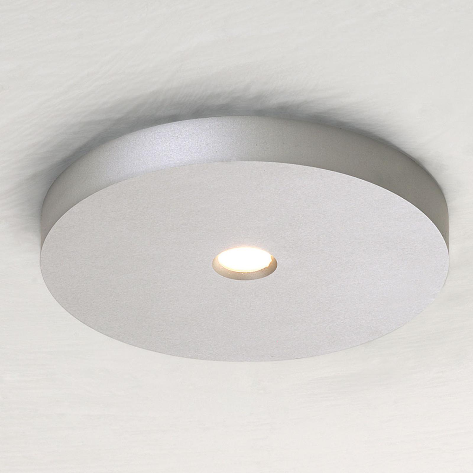 Bopp Close LED-loftspot, alu