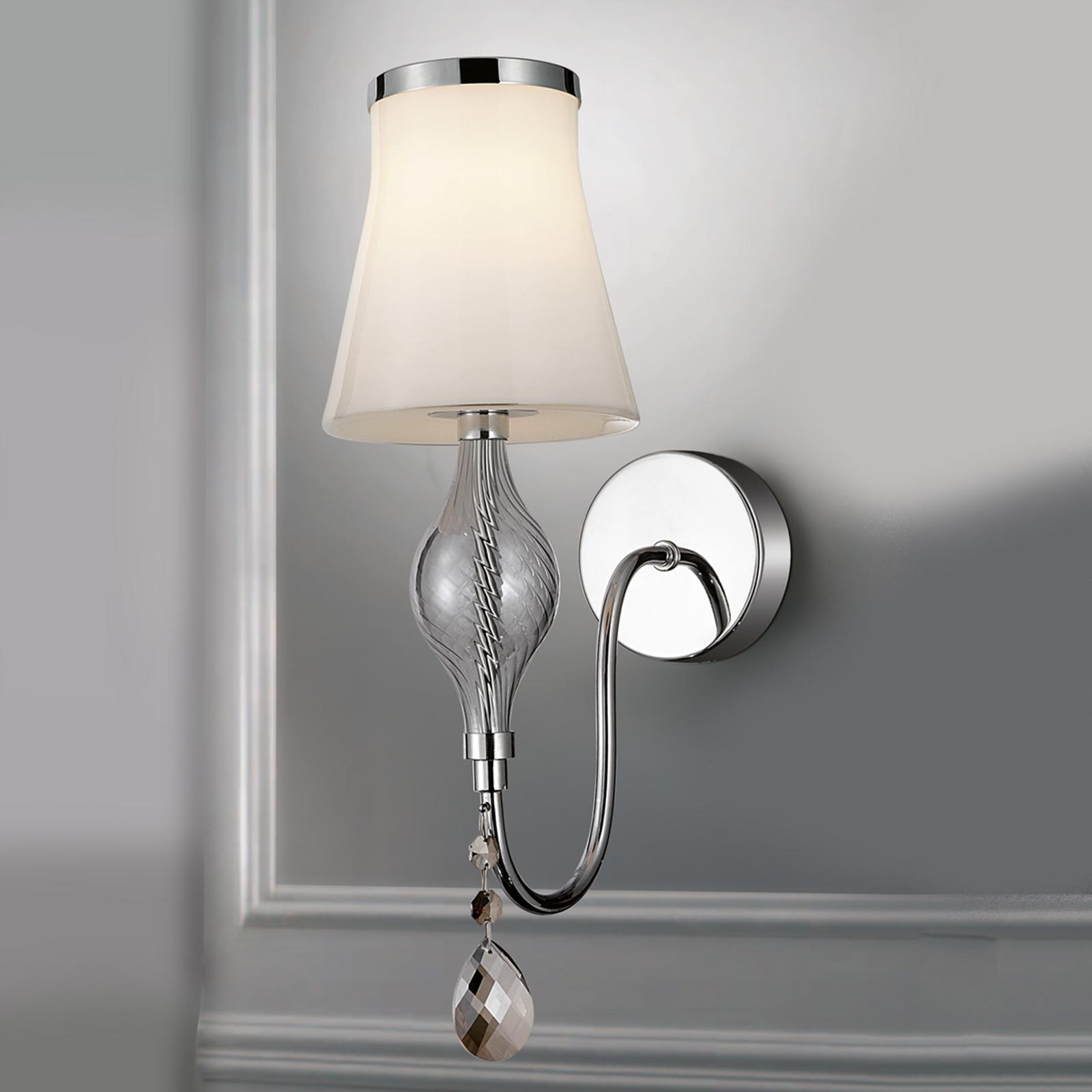 Elegante wandlamp Maxima Vetro