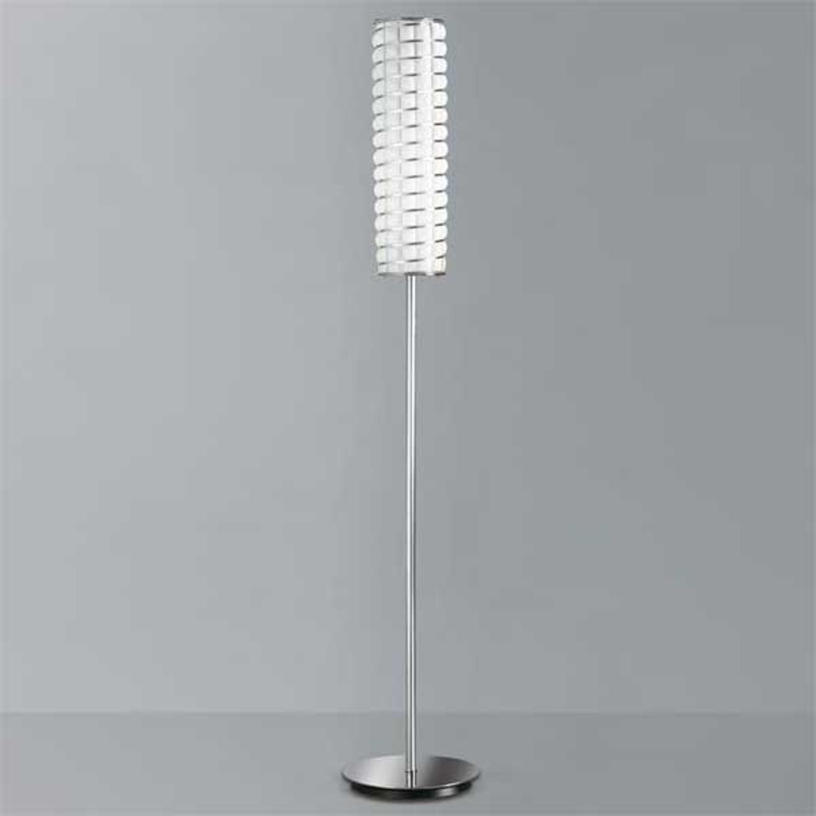 Lampa stojąca RETE w stylu retro 61 cm