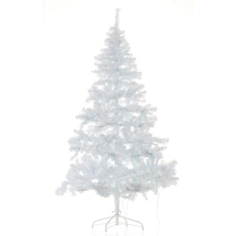 Det hvite LED-juletreet Ottawa til uteområdet 2,1m
