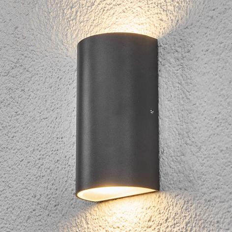LED venkovní nástěnné svítidlo Weerd