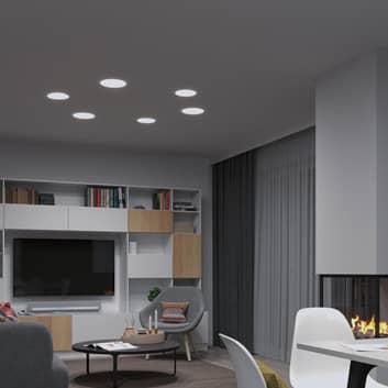 Paulmann LED-panel Veluna rund 3-trinn WhiteSwitch