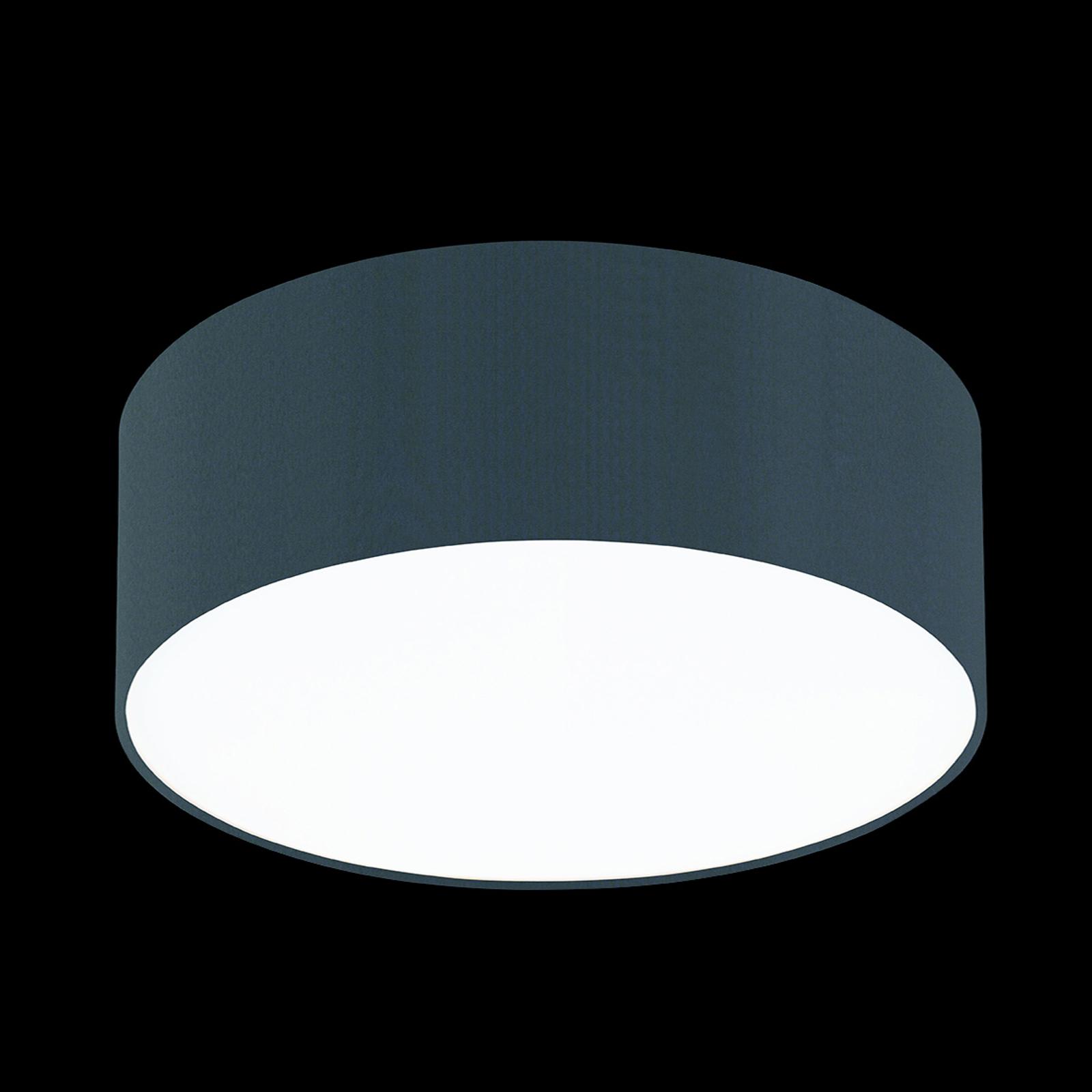 Lampa sufitowa MARA, 50 cm, szary łupek