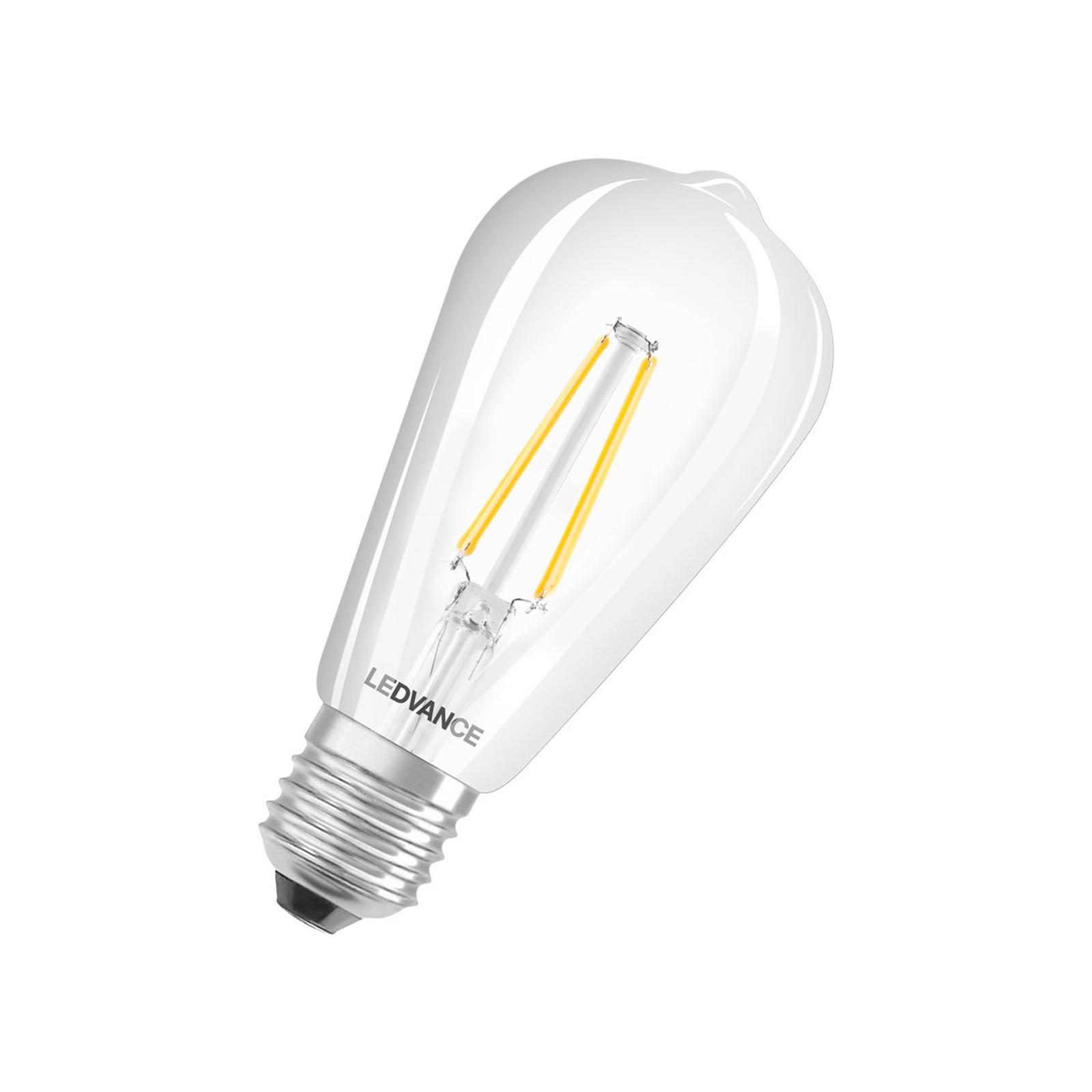 LEDVANCE SMART+ WiFi Filament E27 5,5W 827 Edison