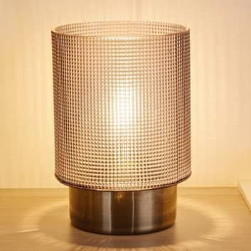 Pauleen Pure Glamour LED-Tischleuchte, Batterie