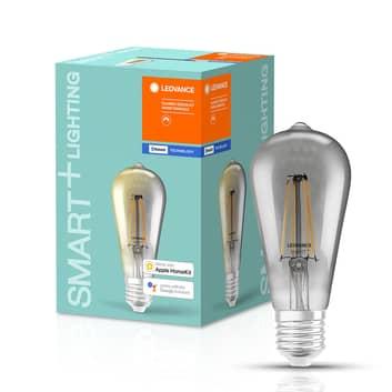 LEDVANCE SMART+ Bluetooth E27 Rustika Smoke 6W 827