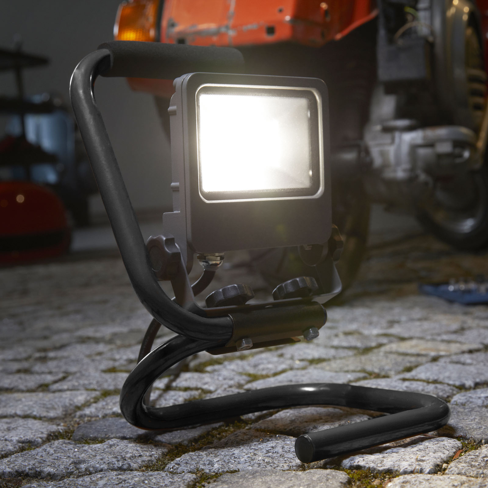 LEDVANCE Worklight S-Stand LED Strahler tragbar