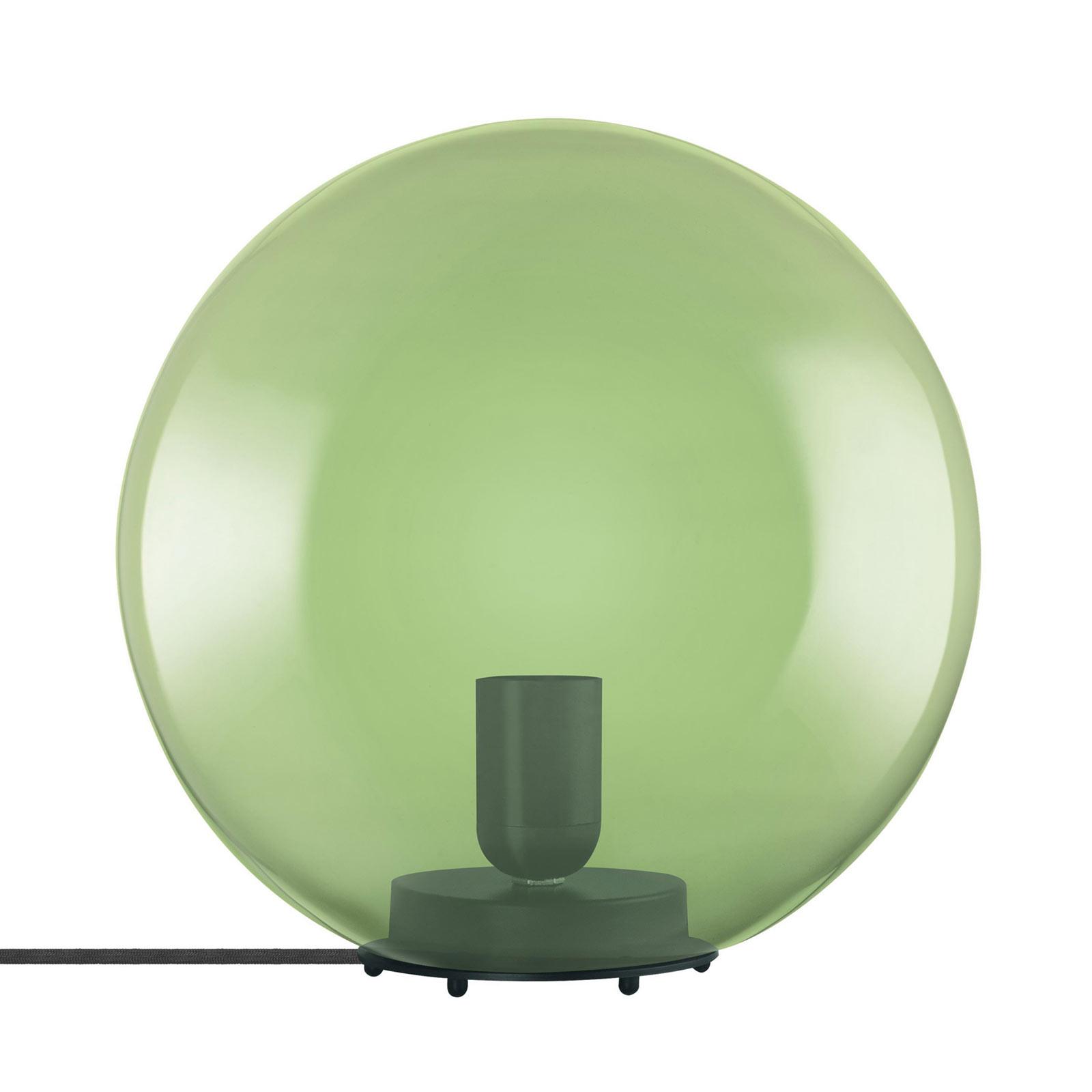 LEDVANCE Vintage 1906 tafellamp Bubble, groen