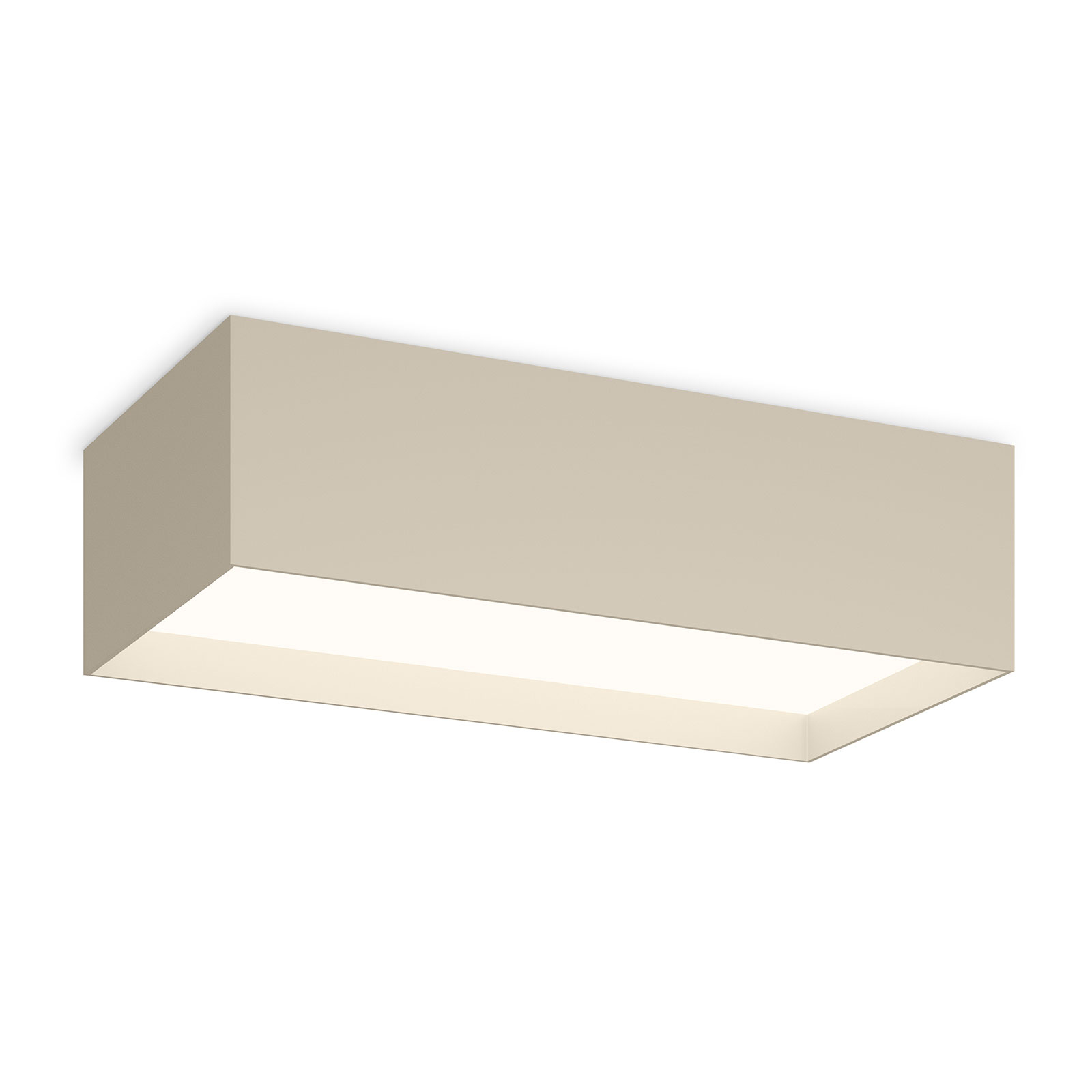 Vibia Structural 2634 lampa sufitowa 48cm, szara