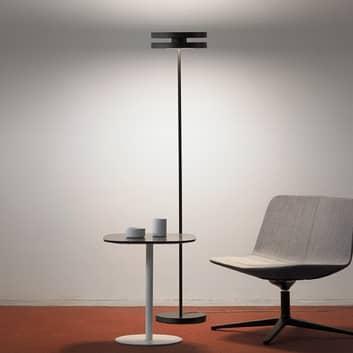 Prandina Machine F3 LED-gulvlampe, up/down, sort