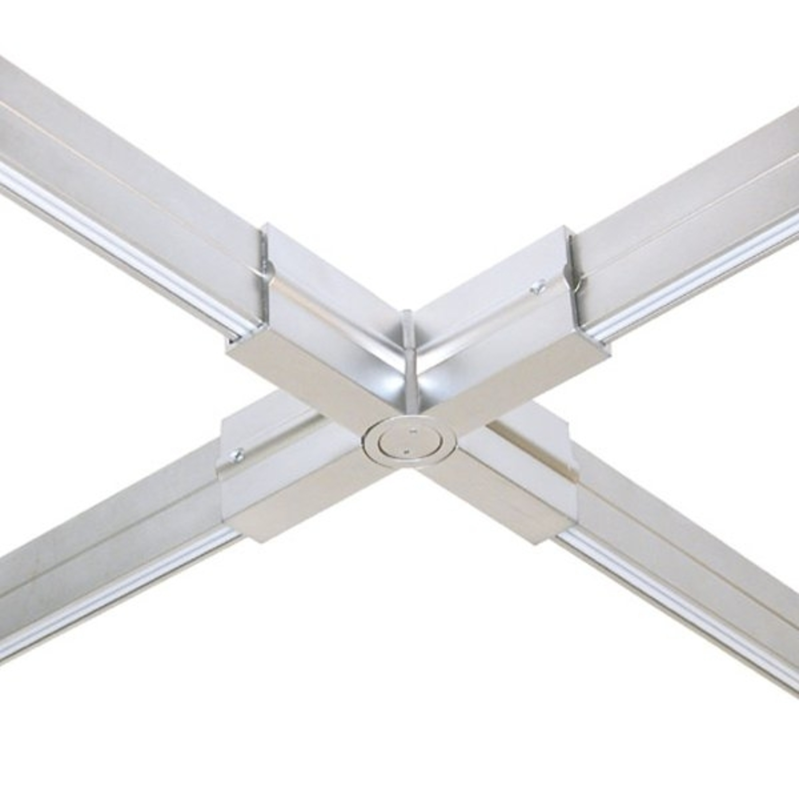 X-koppling för skensystemet Check-In