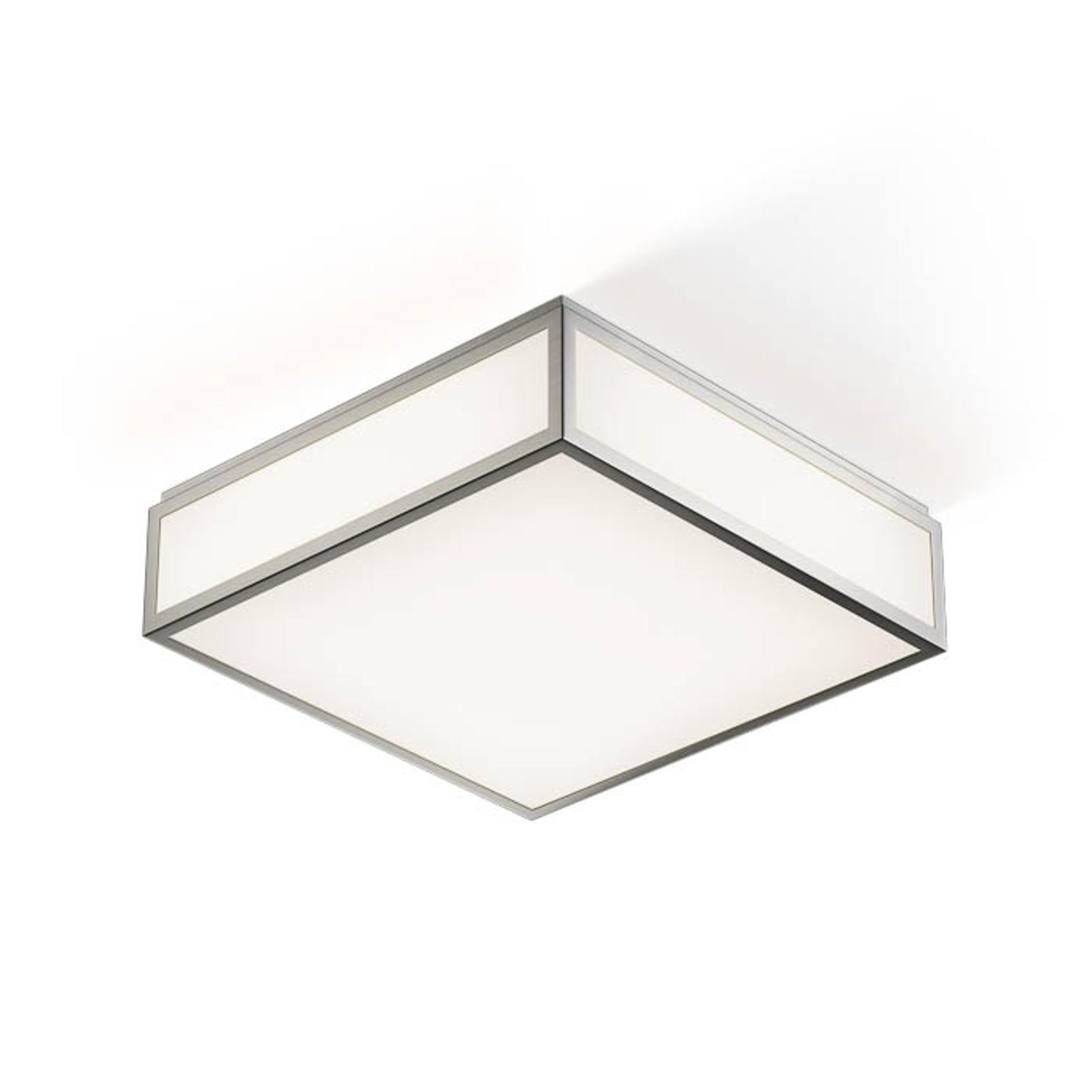 Decor Walther Bauhaus 3 N LED-Deckenleuchte nickel