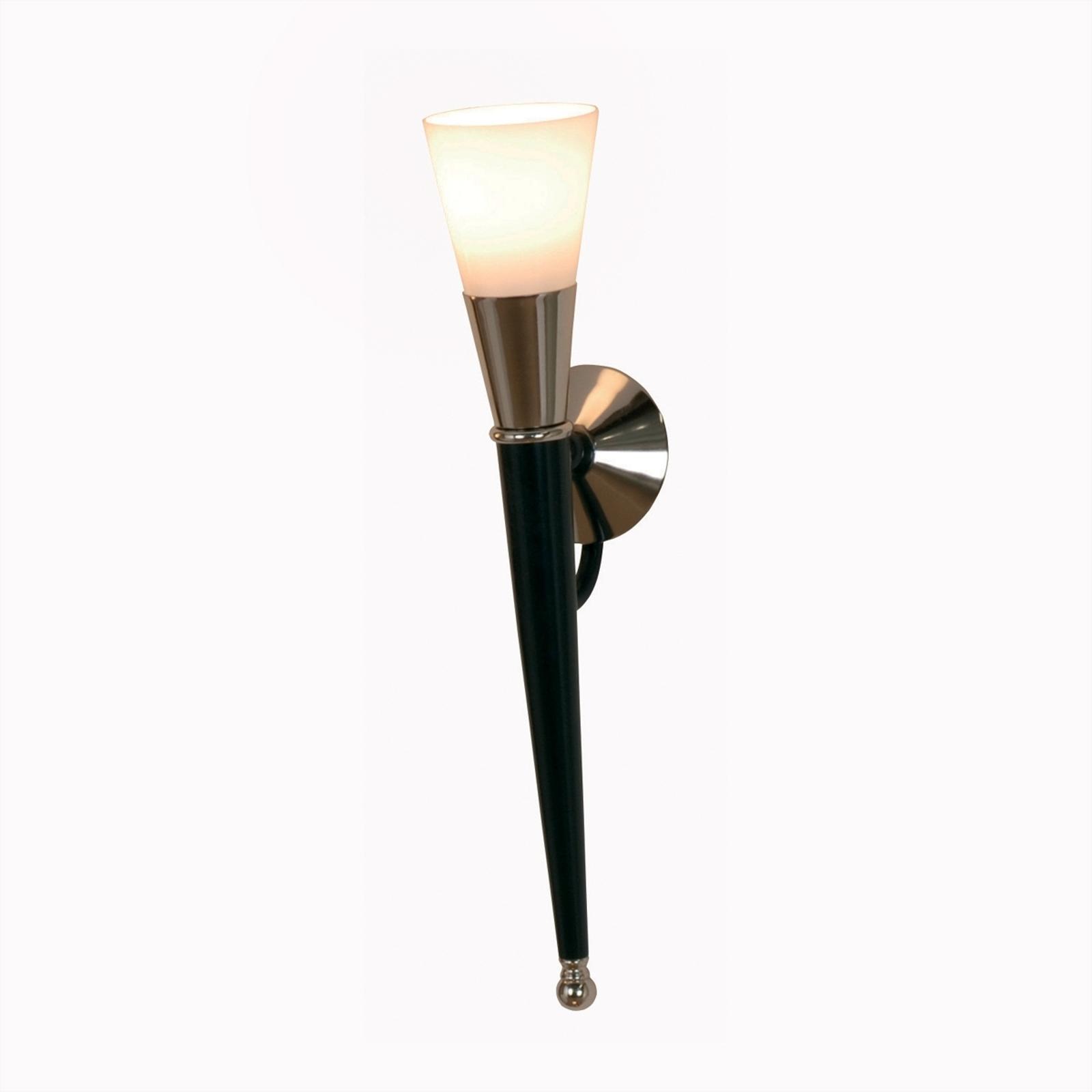 Elegant ANTOSA wall torch, 41cm high_6528011_1
