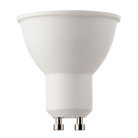 Bombilla reflectora LED GU10 8W 36° blanco cálido