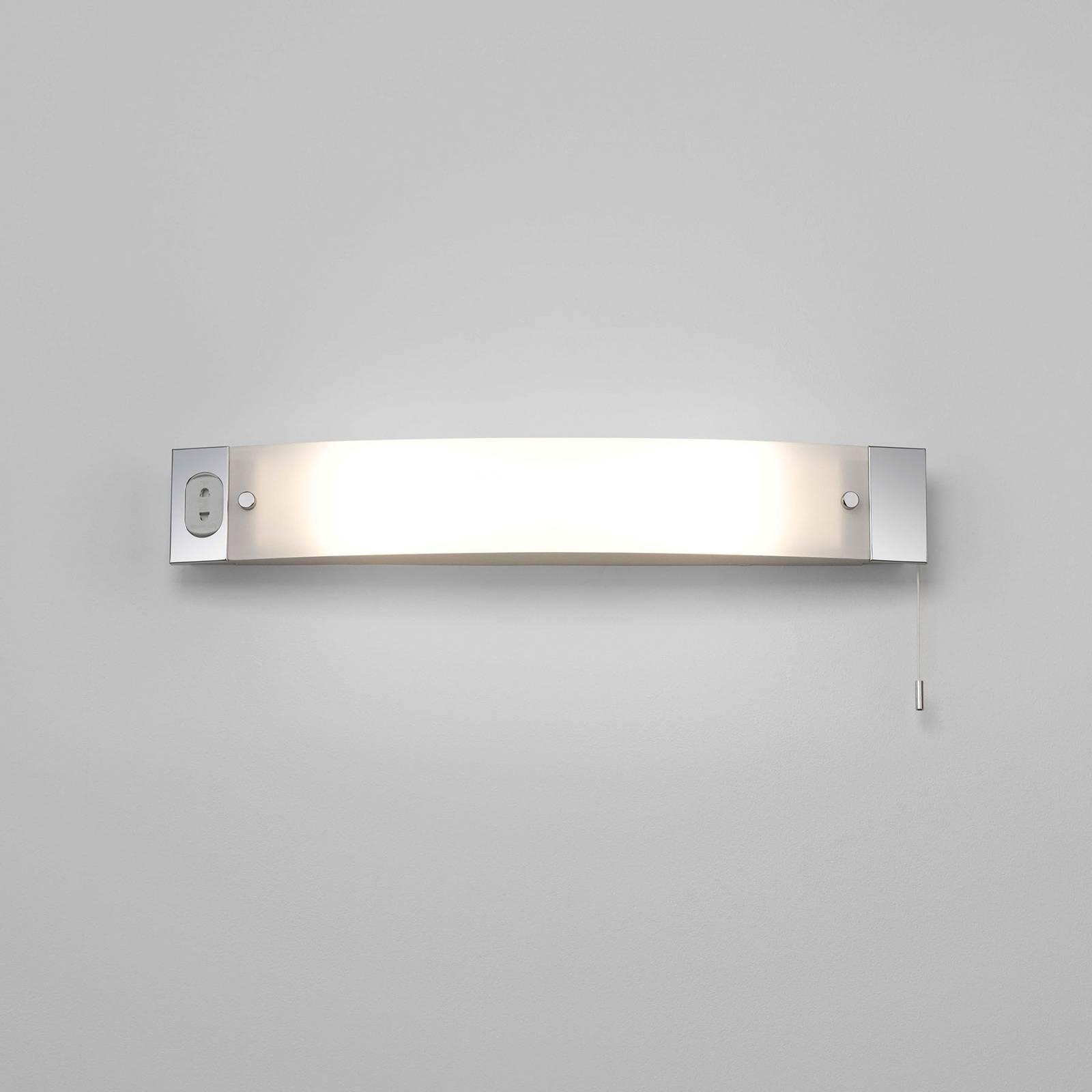Astro Shaver Light Wandleuchte mit Steckdose