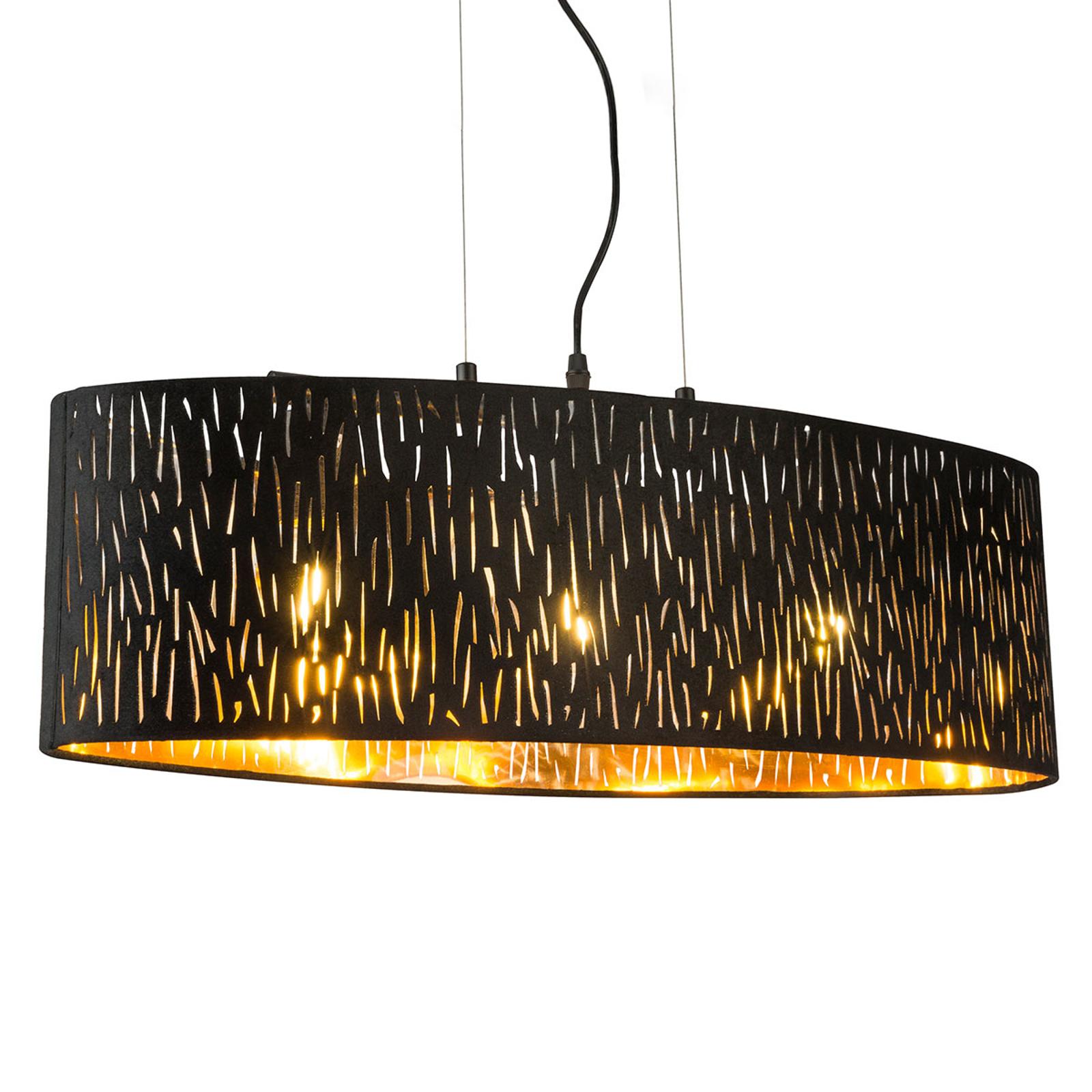 For vakre lyseffekter – oval pendellampe Tuxon