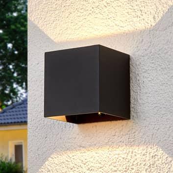 Applique LED da esterni Evie di forma squadrata