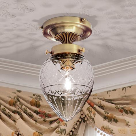 Lámpara de techo ENNA pequeña de 1 llama