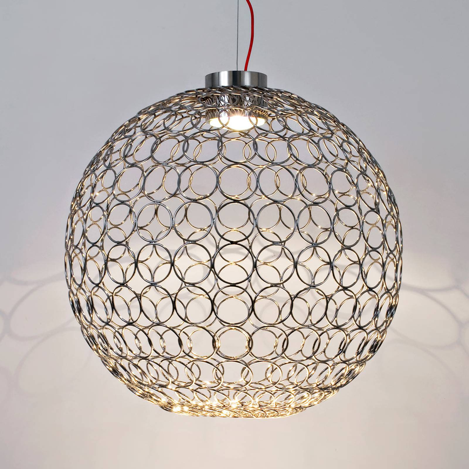 Terzani G.R.A. - designer-LED hanglamp, 54 cm