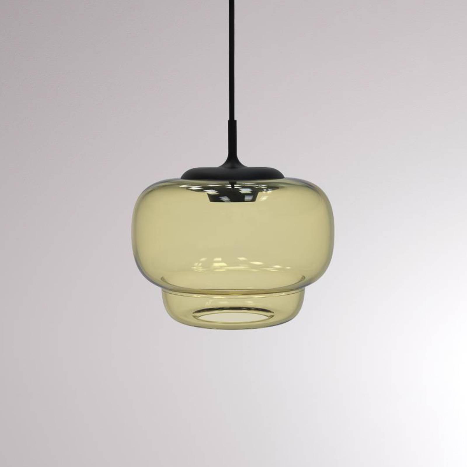 LOUM Canna suspension LED Ø 21 cm champagne