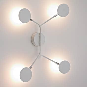 LED nástěnné světlo Belize, 4 zdroje