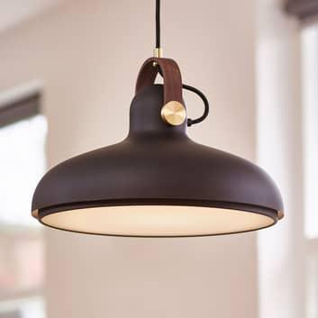 LE KLINT Carronade M - závěsné světlo v černé