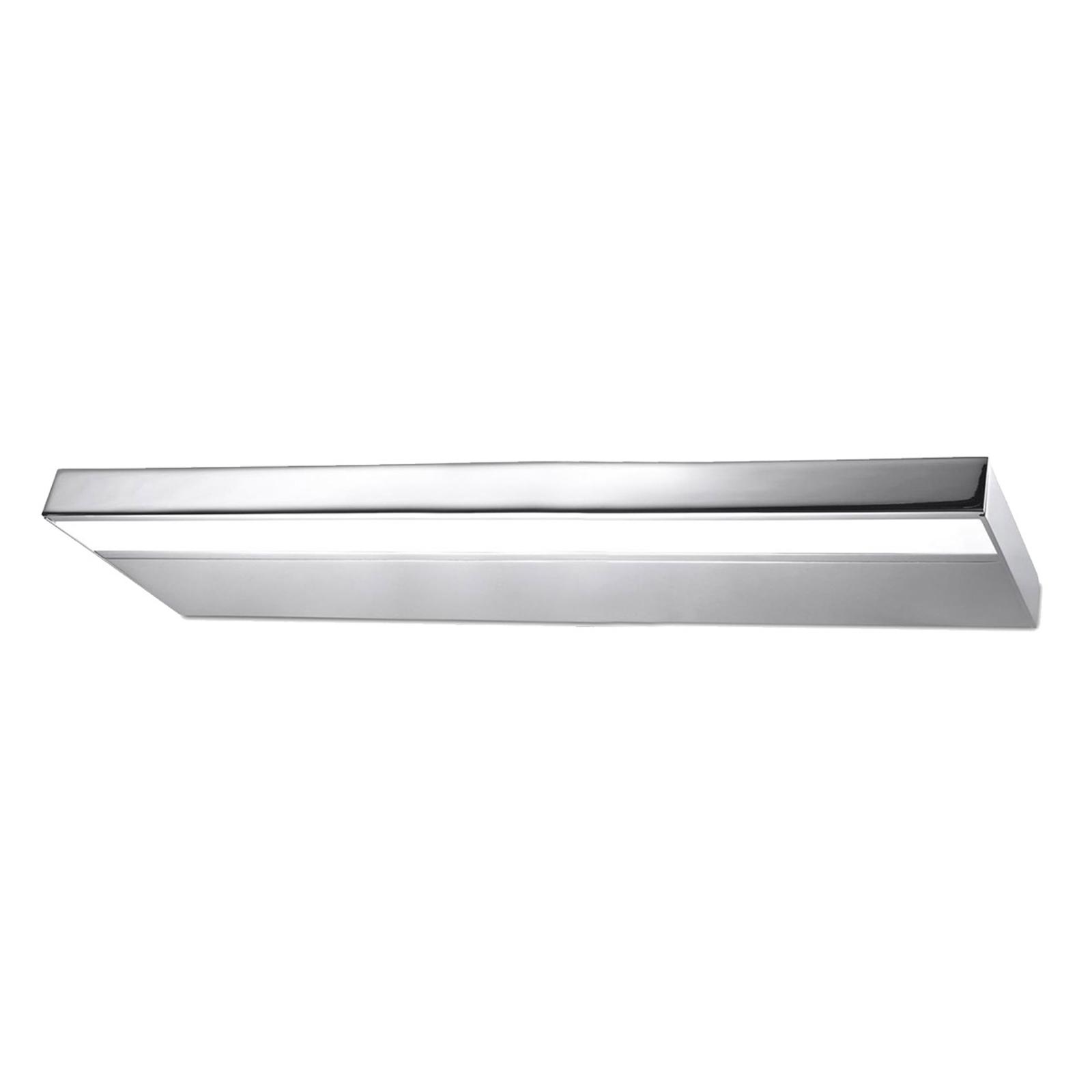 Applique salle de bain LED Prim IP20 90cm, chromé
