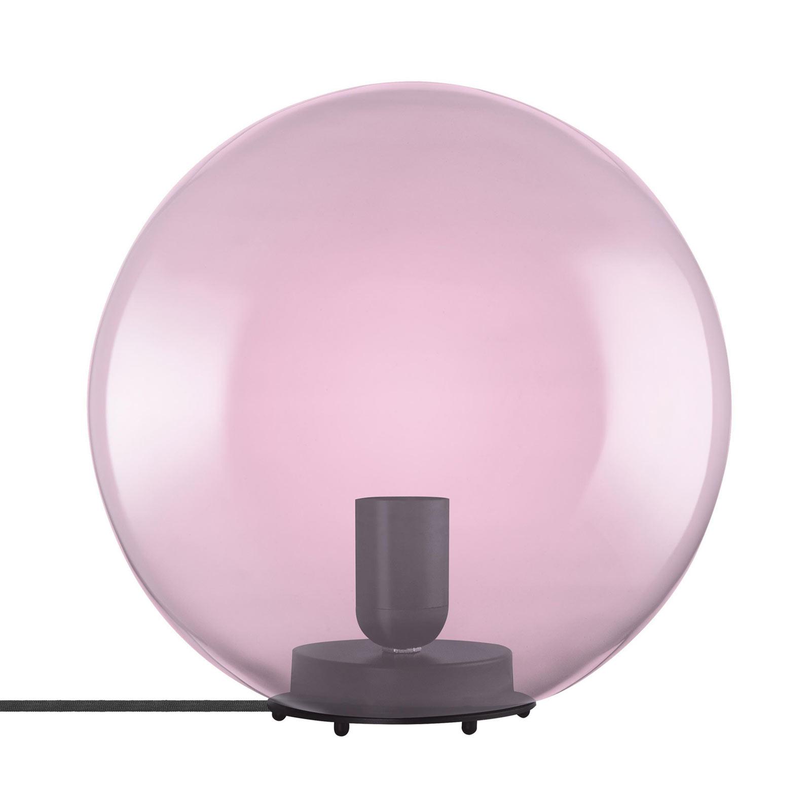 LEDVANCE Vintage 1906 Tafellamp Bubble, roze