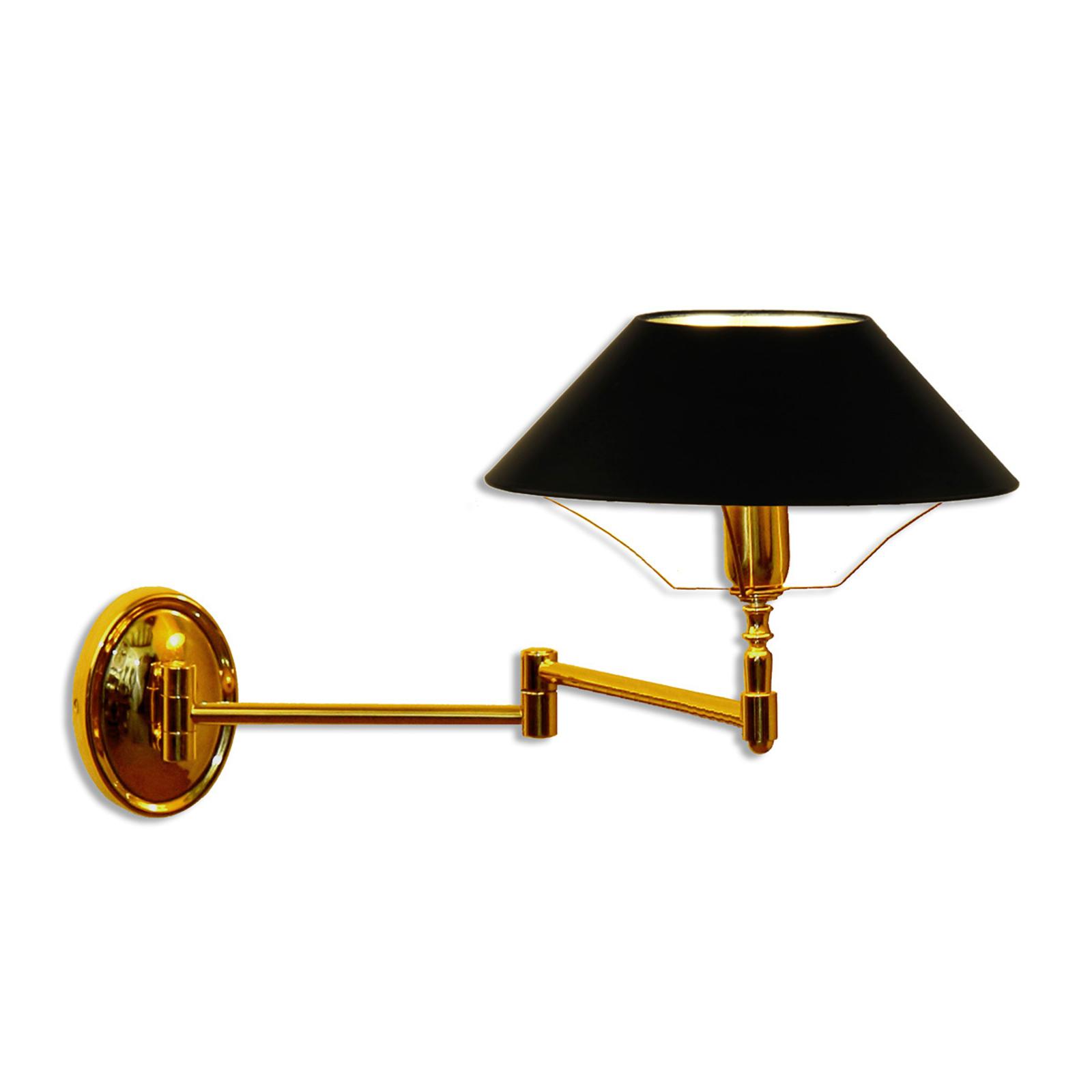 Verstelbare wandlamp Living Oval
