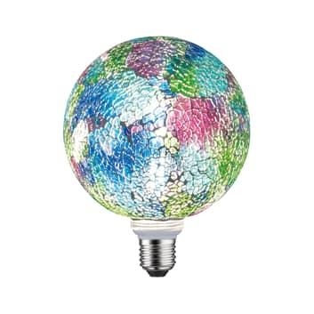 Paulmann E27 globo LED 5W Miracle Mosaic mezcla