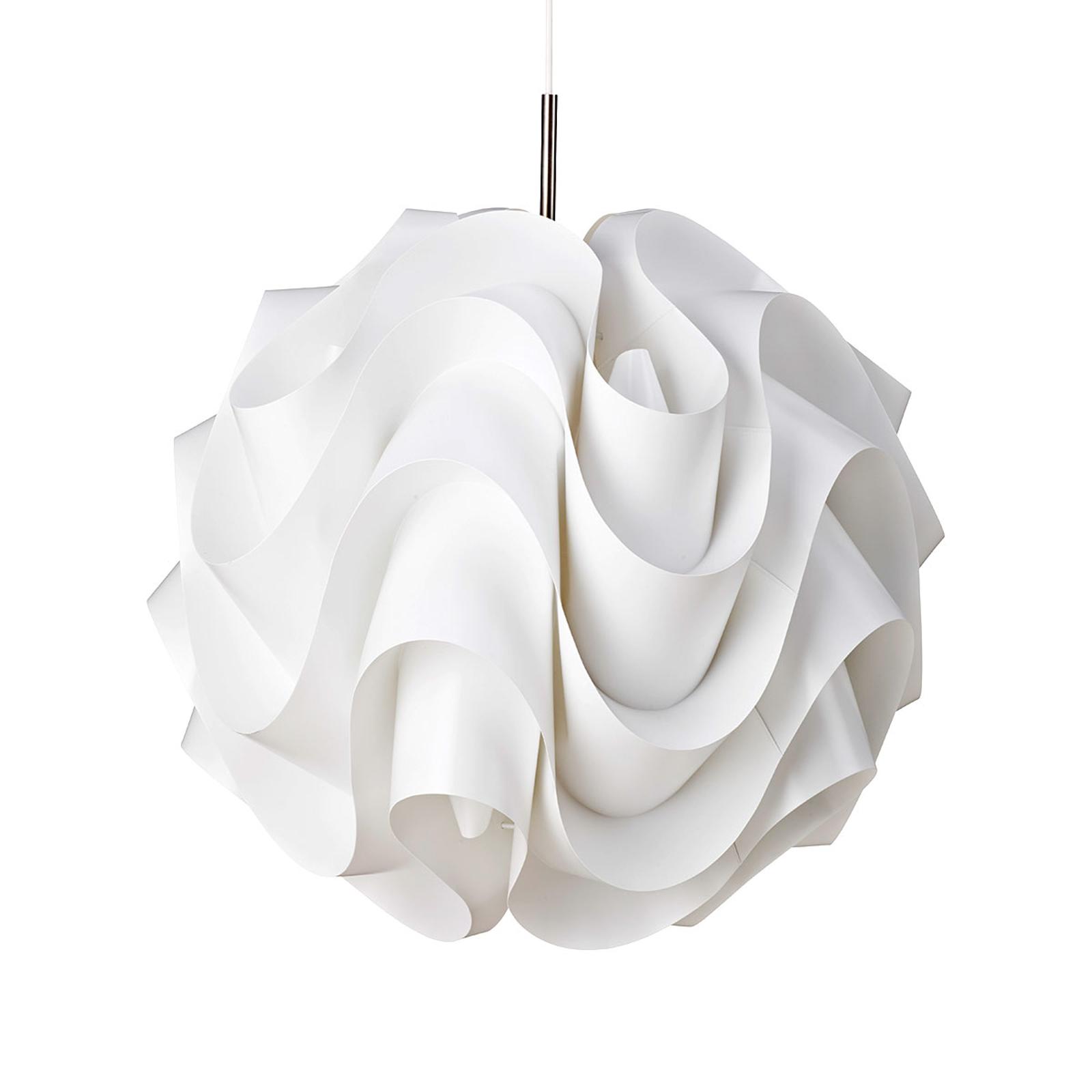 LE KLINT 172 XL - lampa wisząca, ręcznie plisowana