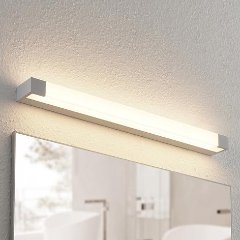 Arcchio Ronika aplique LED, IP44, blanco, 72 cm