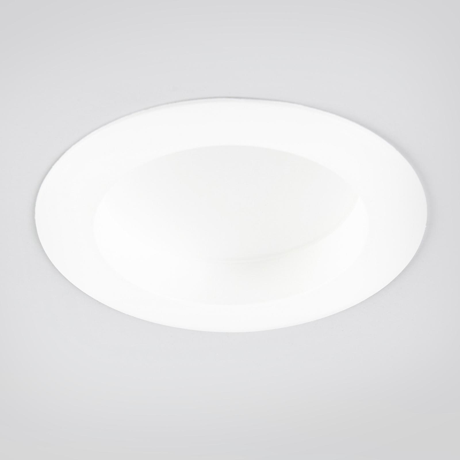 Kulaté LED podhledové svítidlo Arian, 9,2 cm, 6 W