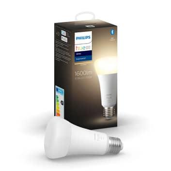 Philips Hue White E27 15,5W A67 ampoule LED 2700K