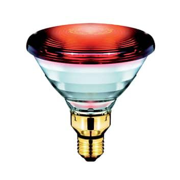 E27 150W infrarød reflektorpære PAR38