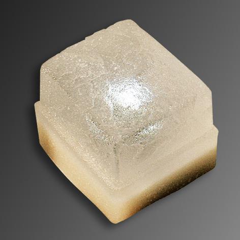 Light Stone Beton -mukulakivi LEDillä