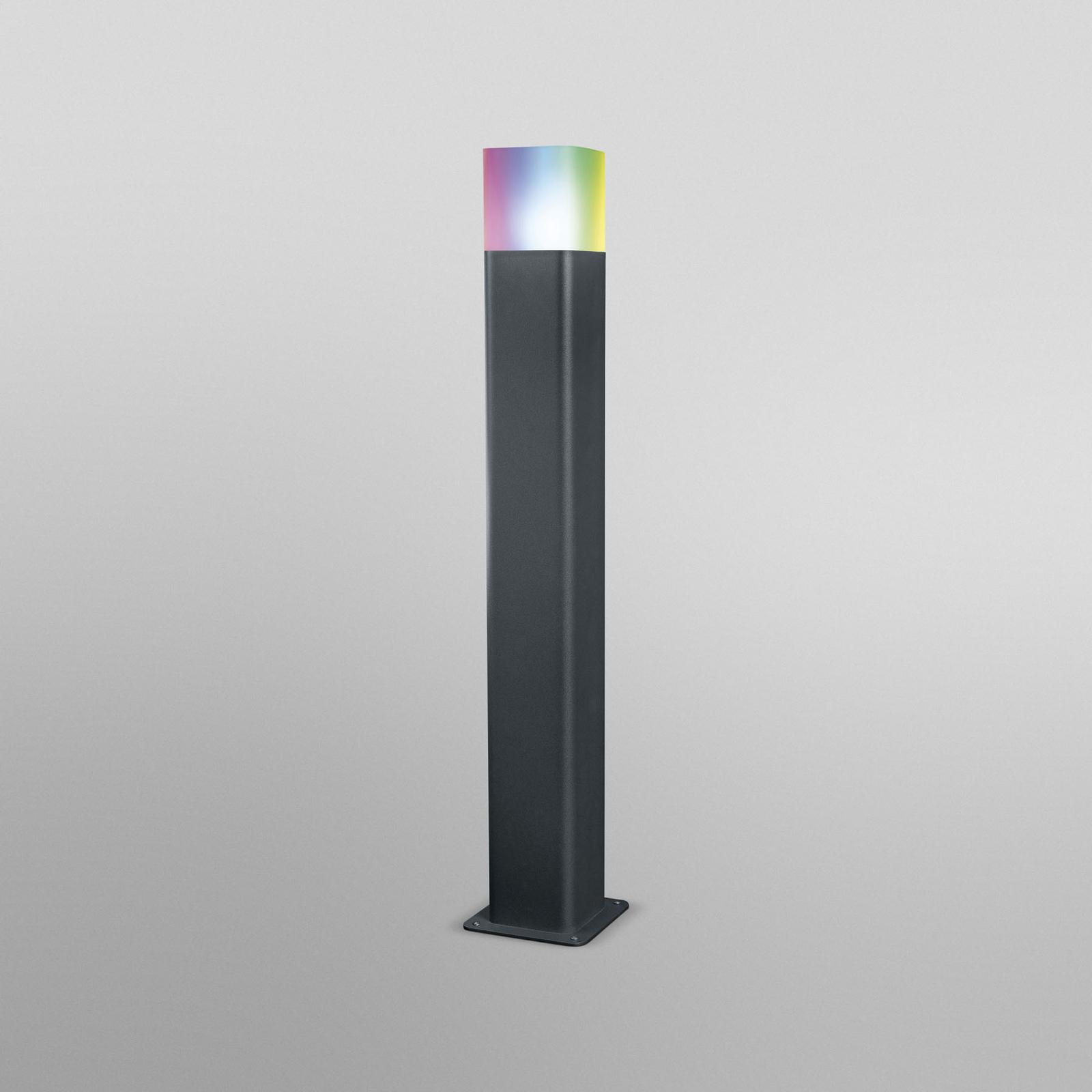 LEDVANCE SMART+WiFi Cube słupek ogrodowy RGBW 50cm