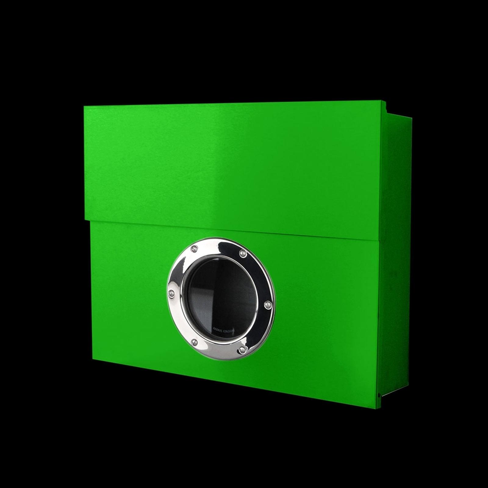 XXL-postkasse Letterman, grønn