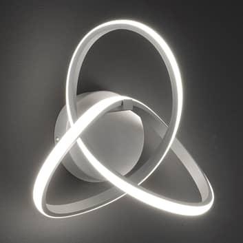 LED-Wandleuchte Indigo, anthrazit